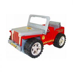 Firefight Jeep