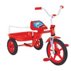 Triciclo Cargo Rojo