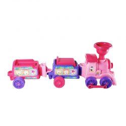 Montable Express Mágico para niña - Juguetes Promeyco.