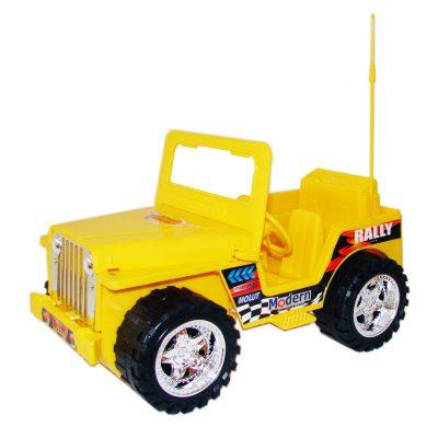 Rally Jeep de juguete - Promeyco