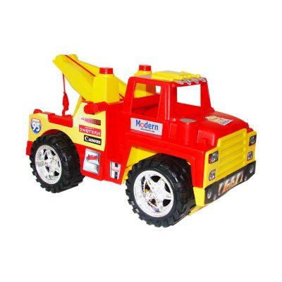 Grúa Power Truck - Promeyco