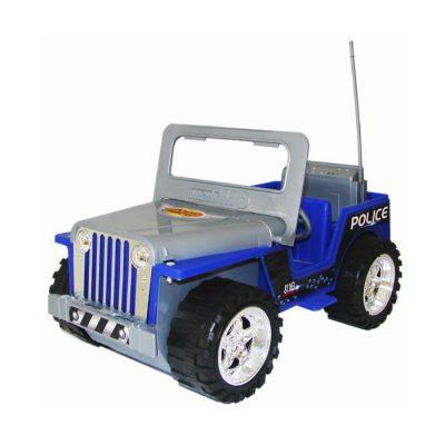 Police Jeep de juguete - Promeyco