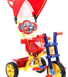 Triciclo Junior Baby Rojo