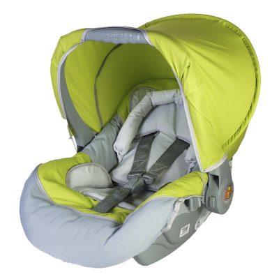 Porta Bebé De Lujo Verde