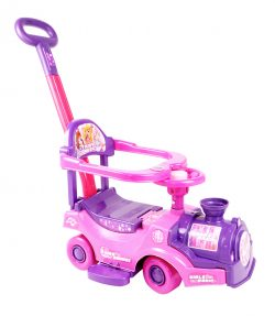 1020 8 NIÑA MONTABLE ROCK GIRL COLOR ROSA