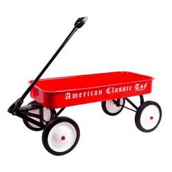 Vagón American Classic Rojo